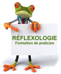 Formation praticien en réflexologie