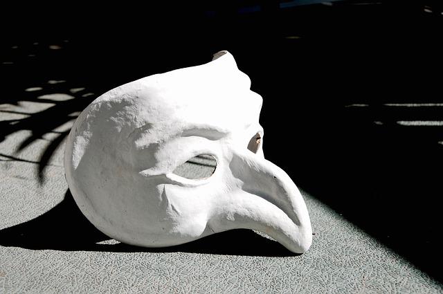 Art-thérapie - théâtre, masque