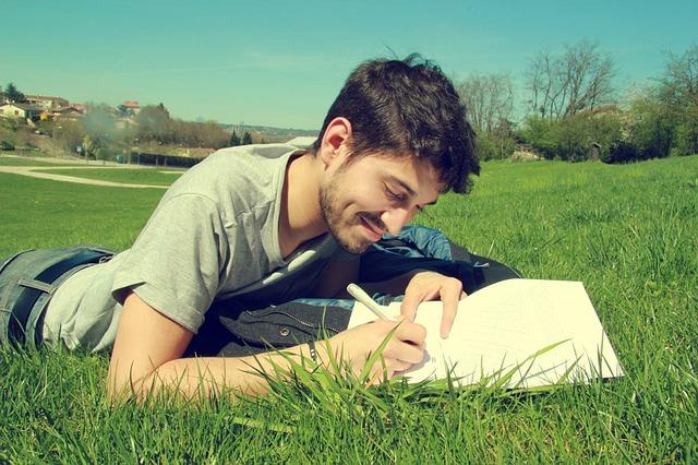 Écrire pour retrouver le sourire...