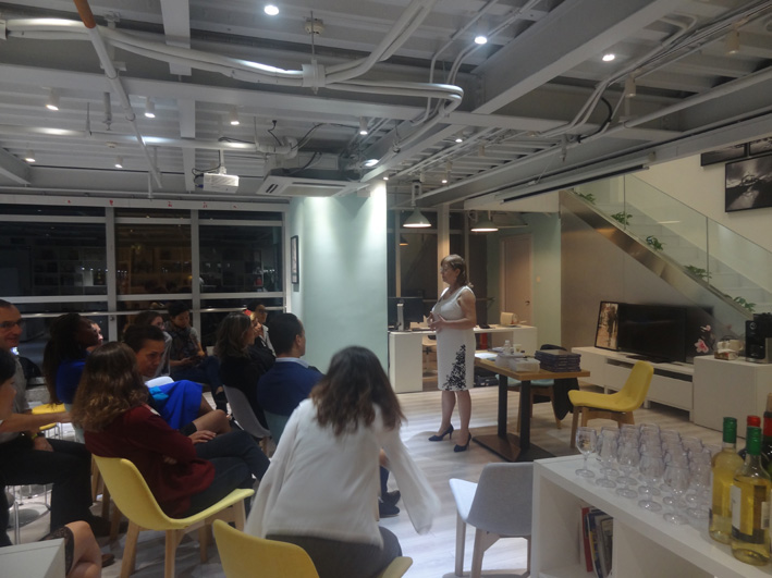 Présentation de la psychogénéalogie à Hong Kong - Chine